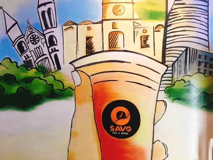 お土産購入にもおすすめ! ベトナム茶やマグカップが買えるカフェ ~「Savo Tea & Herbs」 image