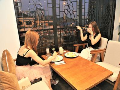 マテリアル カフェ ベトナム
