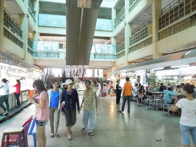 アンドン市場