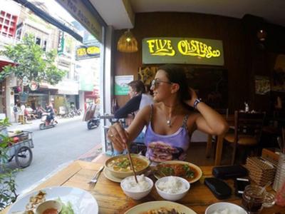 ファイブオイスターズレストラン
